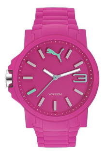 Reloj Puma Mujer Pu104311003 Caucho