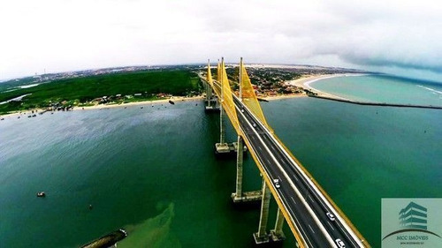 Terreno Beira Mar A Venda Em Santa Rita