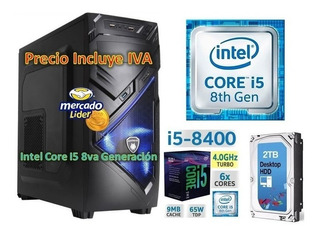 Cpu Computadora Intel Core I5 8va Gen 2tb 4gb, I7