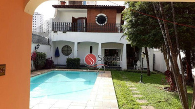Sobrado Com 3 Dormitórios - Vila Regente Feijó - São Paulo/sp - So6304