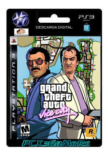 Ps3 Grand Theft Auto Vice City Pcx3gamers