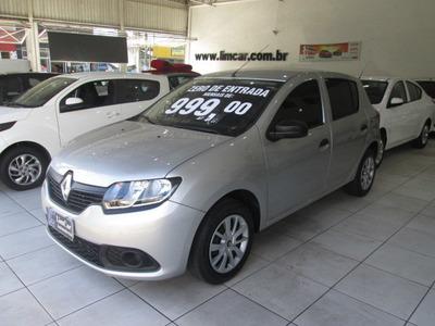 Renault Sandero Sce Flex Completo Unico Dono