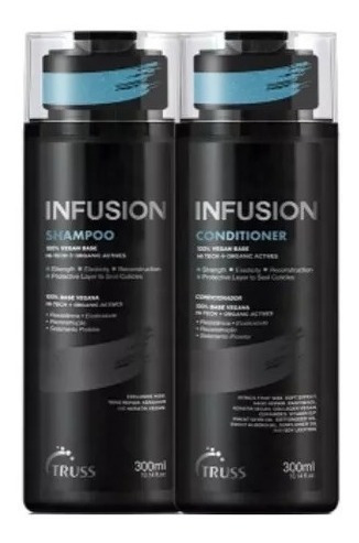 Truss Infusion Shampoo + Condicionador 300ml