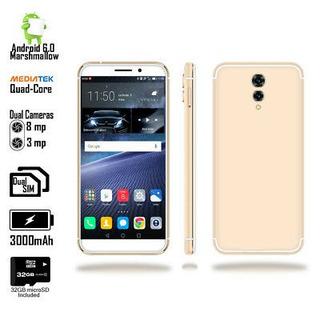 Desbloqueado 4g Lte Smartphone De Quadcore Android Con 5.6