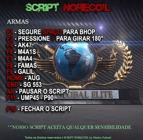 Script Recoil Legit Cs Go 100%seguro 2020 - Ant Vac - Ant Gc