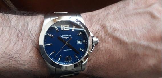 Relógio Longines Conquest