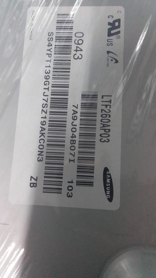 Tela Samsung Tv 26 Polegadas Lta260ap05 Ln26b450c4m