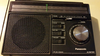 Radio Panasonic Modelo Rf-569 Vintage