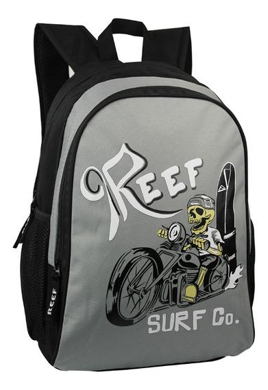 Reef Mochila 17,5 Bordada Y Estampada Hombre Rf61326
