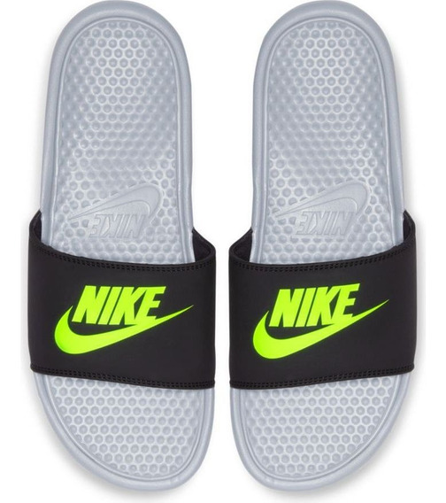 Chinelo Nike Benassi Just Do It Original + Nf