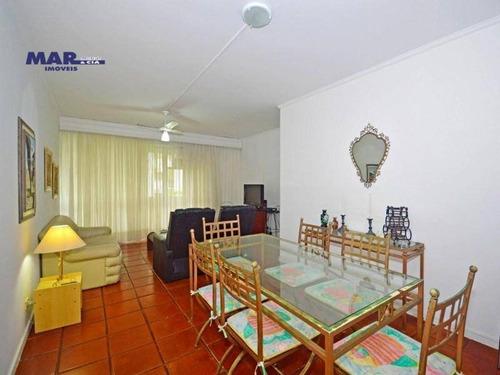 Imagem 1 de 14 de Apartamento Residencial À Venda, Barra Funda, Guarujá - . - Ap3144