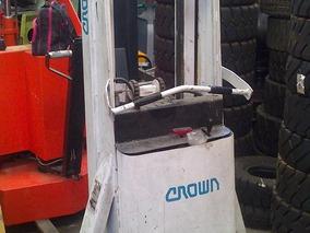 Montacargas Apilador Electrico Para 1 Ton.crown A $ 30,000