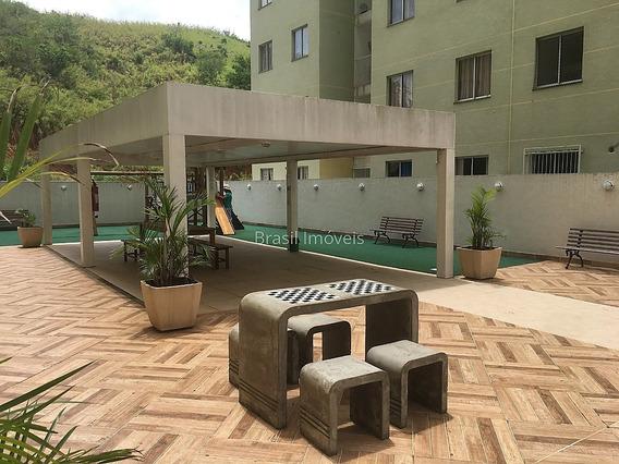 Apartamento 02 Quartos Com Garagem Cond. Jardim Eldorado