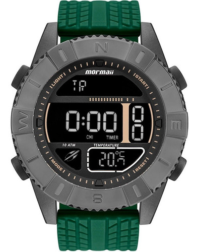 Relógio Mormaii Masculino Action Mo5334ae/8c