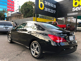 Mercedes-benz Clase Cla 1.6 200 Cgi Sport At Año 2016