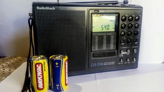 Rádio Shack Dx396alemão Am/sw/fm Estéreo Digital Receiver