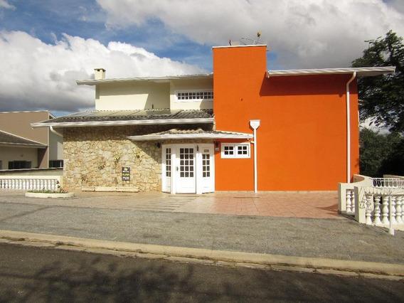 Casa Para Locação, Condomínio Marambaia, Vinhedo/sp. - Ca4692