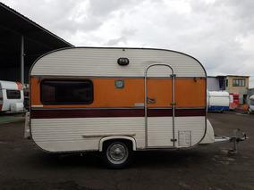 Trailer Turiscar Caravana 1990 - Itu Trailer - Motor Home