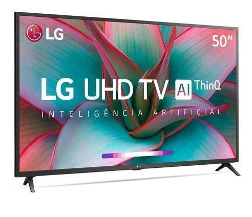 Smart Tv LG Led 4k 50  Active Hdr Thinq Ai Wi-fi-50un7310psc