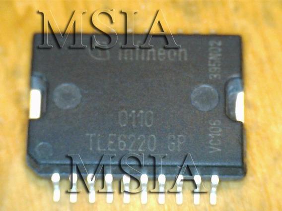 Tle6220gp Tle6220 Gp Infineon Novo, Frete Cr. Msia &