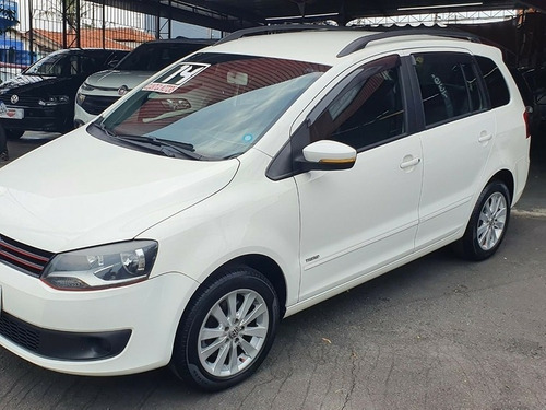 Volkswagen Spacefox  1.6 8v Trend (flex) Flex Manual