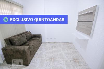 Apartamento No 8º Andar Mobiliado Com 1 Dormitório E 1 Garagem - Id: 892932520 - 232520