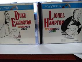 Cd Duke Ellington E Lionel Hampton Rca Victor