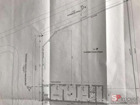 Terreno Para Aluguel Por R$4.800,00/mês - Vila Água Funda, São Paulo / Sp - Bdi16182