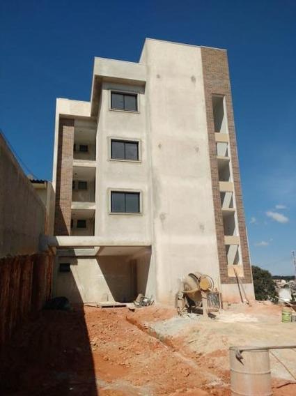 Apartamento Para Venda Em São José Dos Pinhais, São Domingos, 1 Dormitório, 1 Banheiro - L836_2-880636
