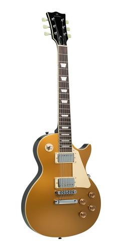 Guitarra Michael Les Paul Gm750n Gd Gold Top