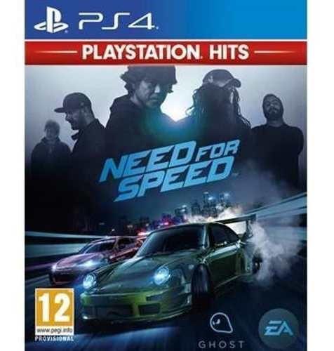 Need For Speed Ps4 Mídia Física Lacrado