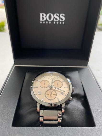 Reloj Hugo Boss Con 6 Meses De Uso