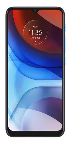 Imagem 1 de 5 de  Moto E7 Power Dual SIM 32 GB azul-metálico 2 GB RAM