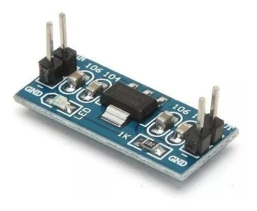Módulo Regulador De Tensão Ams1117 3.3 V