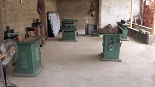 Maquinaria Industrial Para Carpinteria
