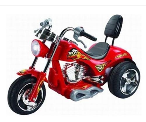 Moto Eléctrica Para Niños Red Hawk