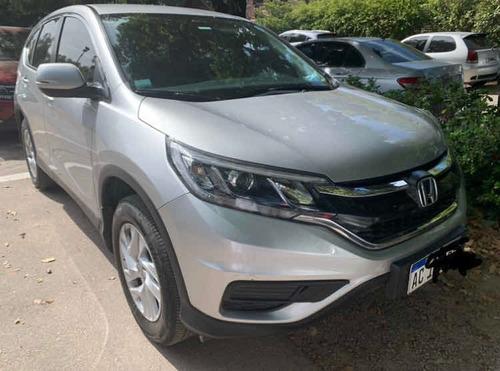 Honda Cr-v 2.4 Lx 2wd 175 Crv Cvt