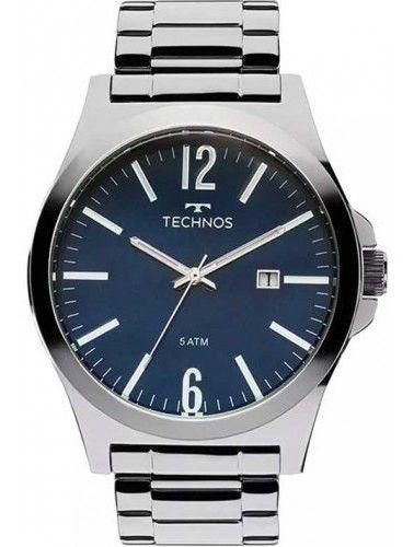 Relógio Technos Masculino Social 2115lay/1a