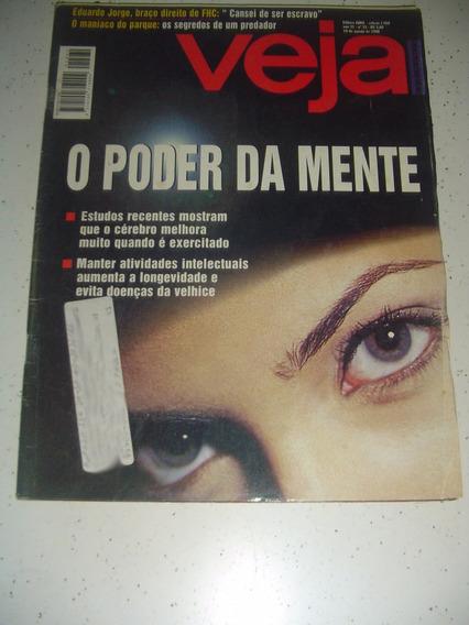 Revista Veja 1560 Mente Fischer Tiazinha Mader Torloni 1998