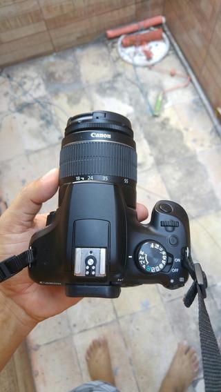 Câmera Profissional Canon Rebel T6