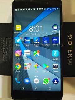 Teléfono Celular Blackberry Dtek50 - Android