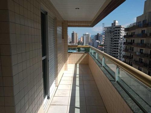 Ama88 Apartamento 2 Dormitórios- 100 Mts Praia- Plano Direto
