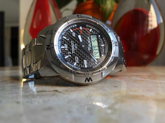 Relógio Tissot T Touch Titanium Polido