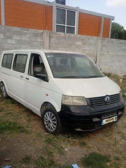 Volkswagen Eurovan 2.5 Minivan 5vel Diesel Mt 2007