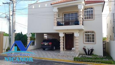 Casa En Renta En Puerto Plata