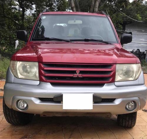 Mitsubishi Montero Io 5p Io 5p