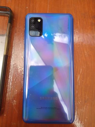 Samsung A31 Liberado 128gb/4ram Azul