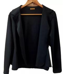 Kit Com 6 Blazer Neoprene Casaco Terninho Feminino