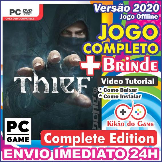 Thief Complete Edition Pc Digital + Brinde