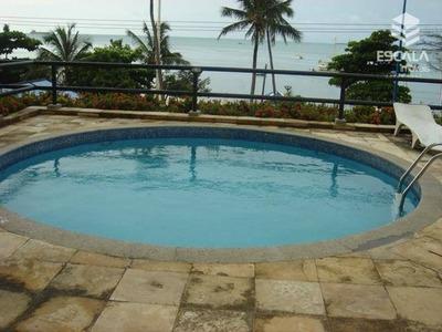 Flat Para Locação, Mobiliado, Beira Mar - Codigo: Fl0015 - Fl0015